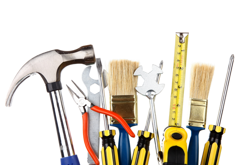 Tools, Tools, and More Tools - Diy Tools PNG