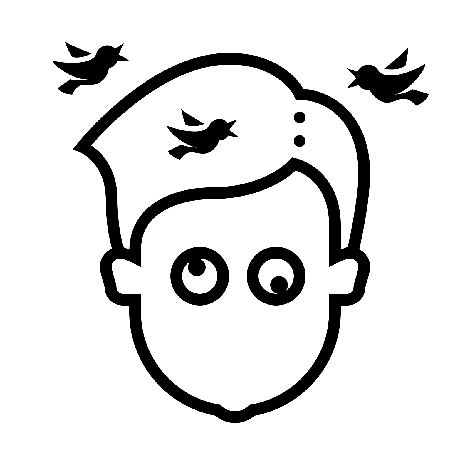 Dizzy Person 2 icon - Dizzy Man PNG