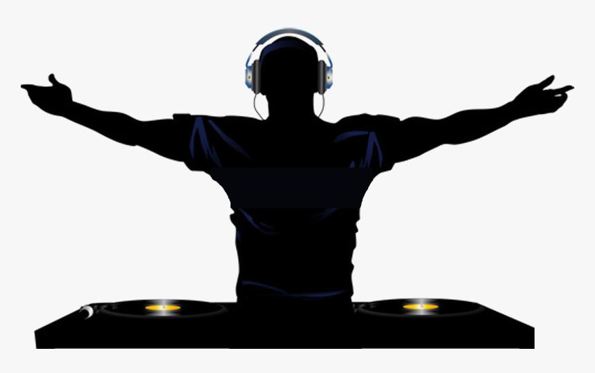 Disc Jockey Dj Mixer Phonograph Record Royalty-free - Dj Png Pluspng.com  - Dj PNG