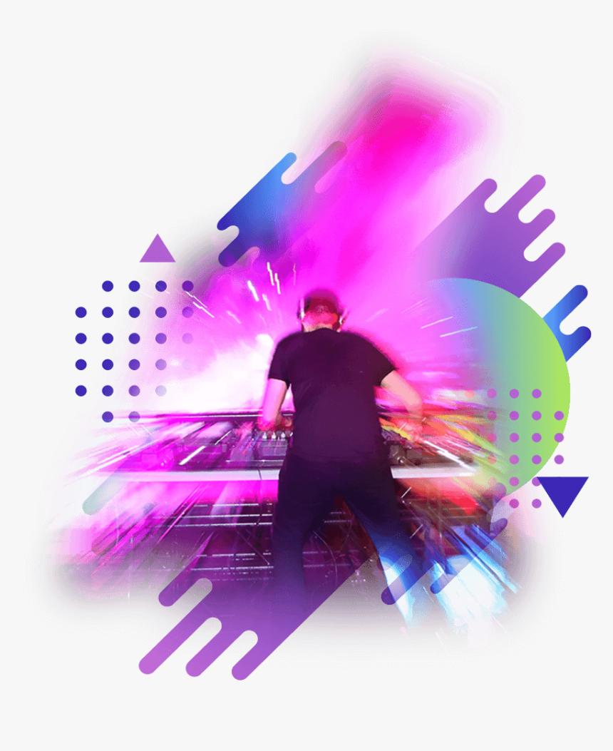 Musica Dj Png , Png Download - Electro Music Png, Transparent Png Pluspng.com  - Dj PNG