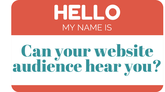 Can Your Website Audience Hear You Now2.png - Do Now PNG
