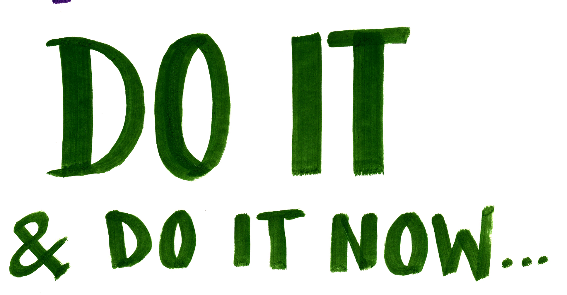 Do it now - Do Now PNG