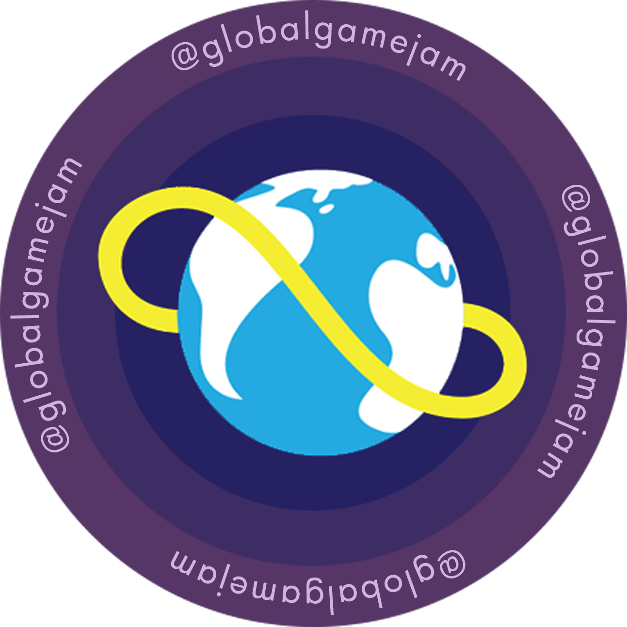 ggj16_round_logo_with_twitter_handle.png - Do Now PNG