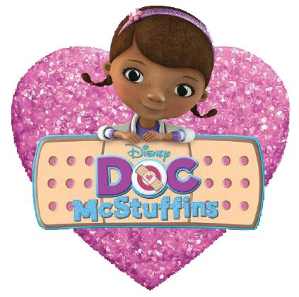 Doctor Visits Are Never Much Fun For Moms Or Kids. These Free Doc McStuffins  Printables Help You Add Some Fun To The Trip. - Doc Mcstuffins 2nd Birthday PNG