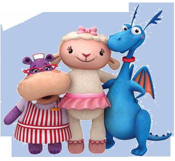 File:Hallie lambie stuffy.png - Doc Mcstuffins Lambie PNG