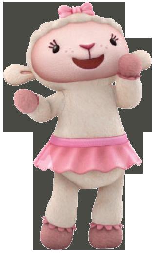 Lambie.png - Doc Mcstuffins Lambie PNG