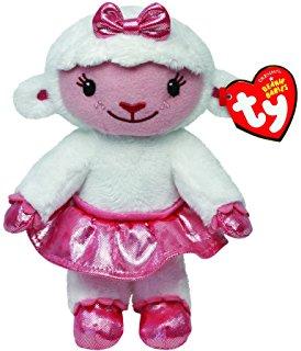 Ty Disney Doc McStuffins Lambie - Lamb - Doc Mcstuffins Lambie PNG