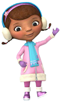 Explore Doc Mcstuffins, El Doctor, and more! - Doc Mcstuffins Stuffy PNG