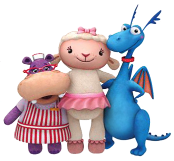 File:Hallie lambie stuffy.png - Doc Mcstuffins Stuffy PNG