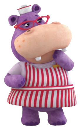 Hallie.png - Doc Mcstuffins Stuffy PNG