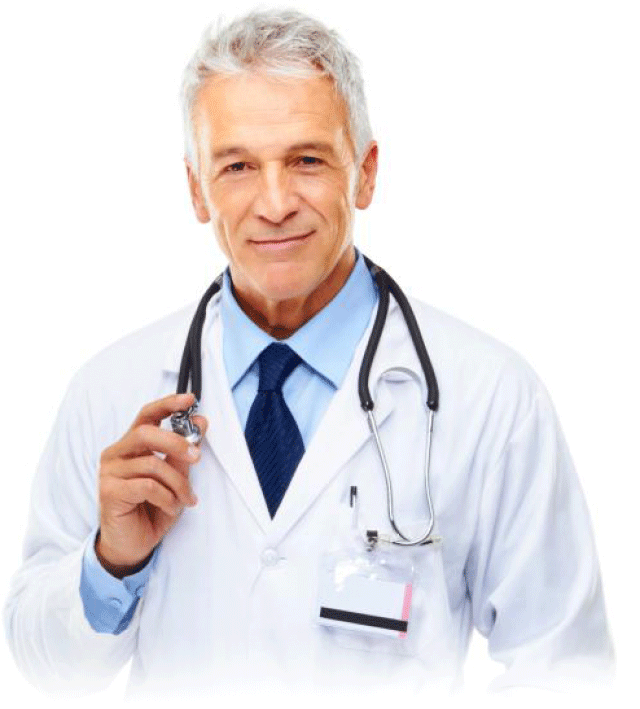 Doctor White Background HD - Doctor HD PNG