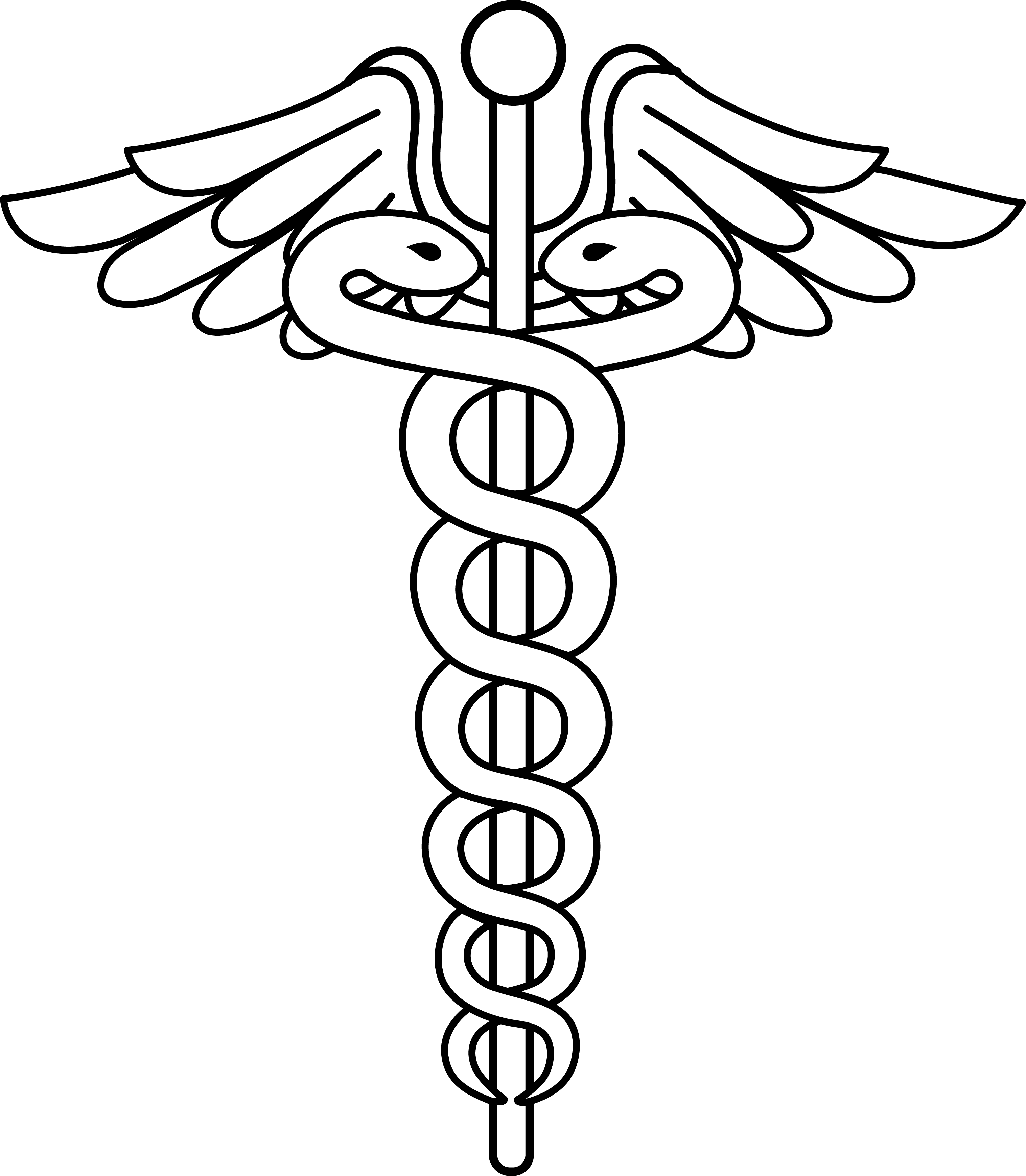 Caduceus Png image #30295. Doctor Symbol PlusPng.com  - Doctor Symbol PNG