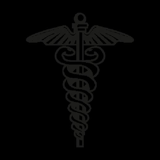 Transparent medicine symbol - Doctor Symbol PNG