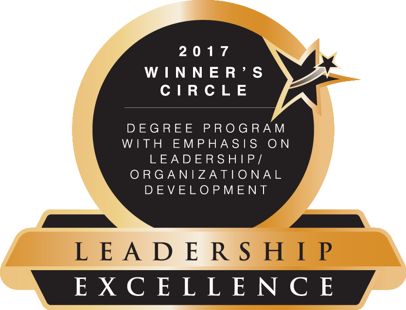 #1 Ph.D. Program: Leadership Excellence Names Benedictine Doctoral Program  as Top in Category - Doctoral Degree PNG