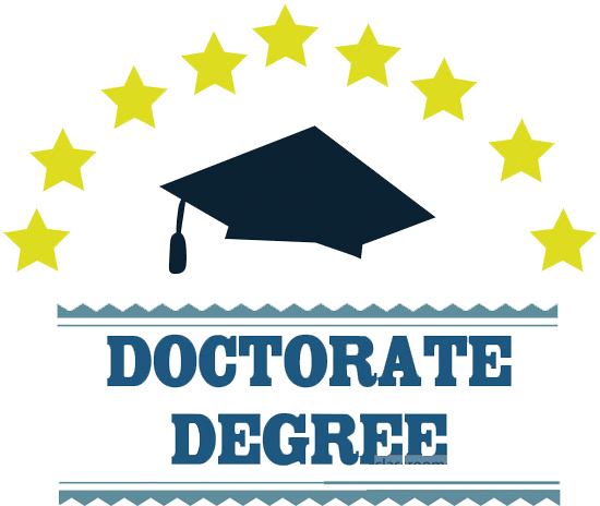 Doctoral Degree Programs - Doctoral Degree PNG