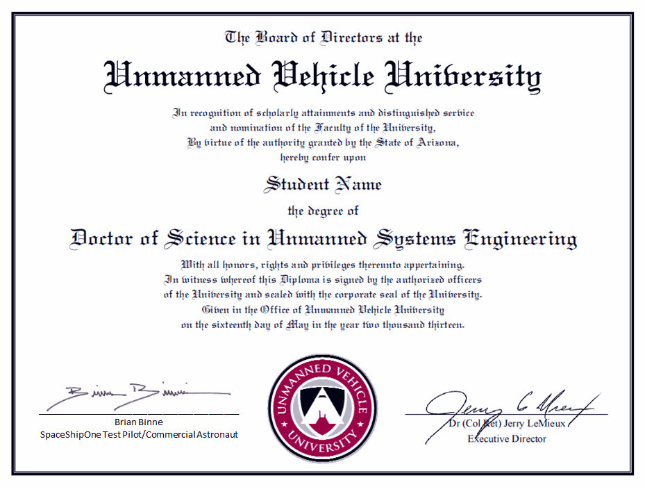 . PlusPng.com doctorate-diploma - Doctoral Degree PNG