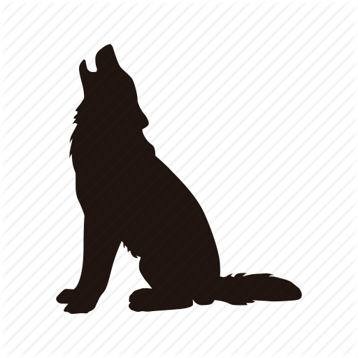 Dog Howling PNG - 47189