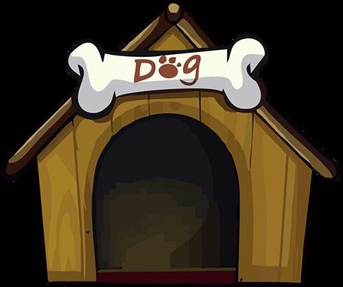 Dog Kennel PNG-PlusPNG.com-500 - Dog Kennel PNG