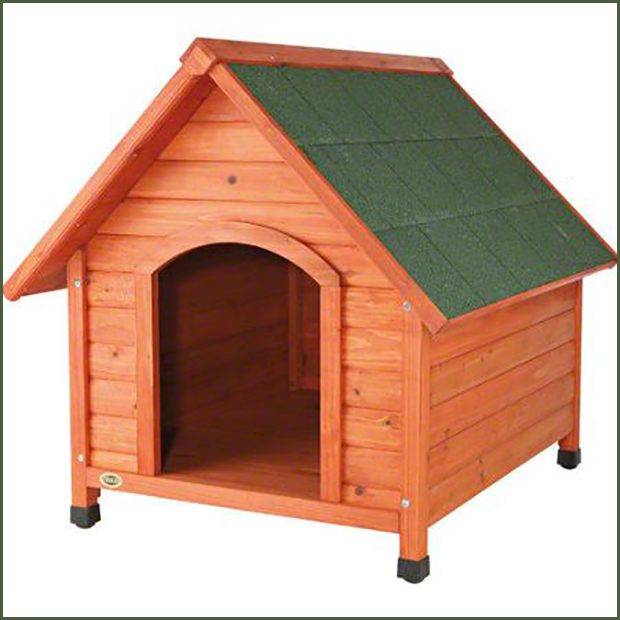 Standard dog house - Dog Kennel PNG
