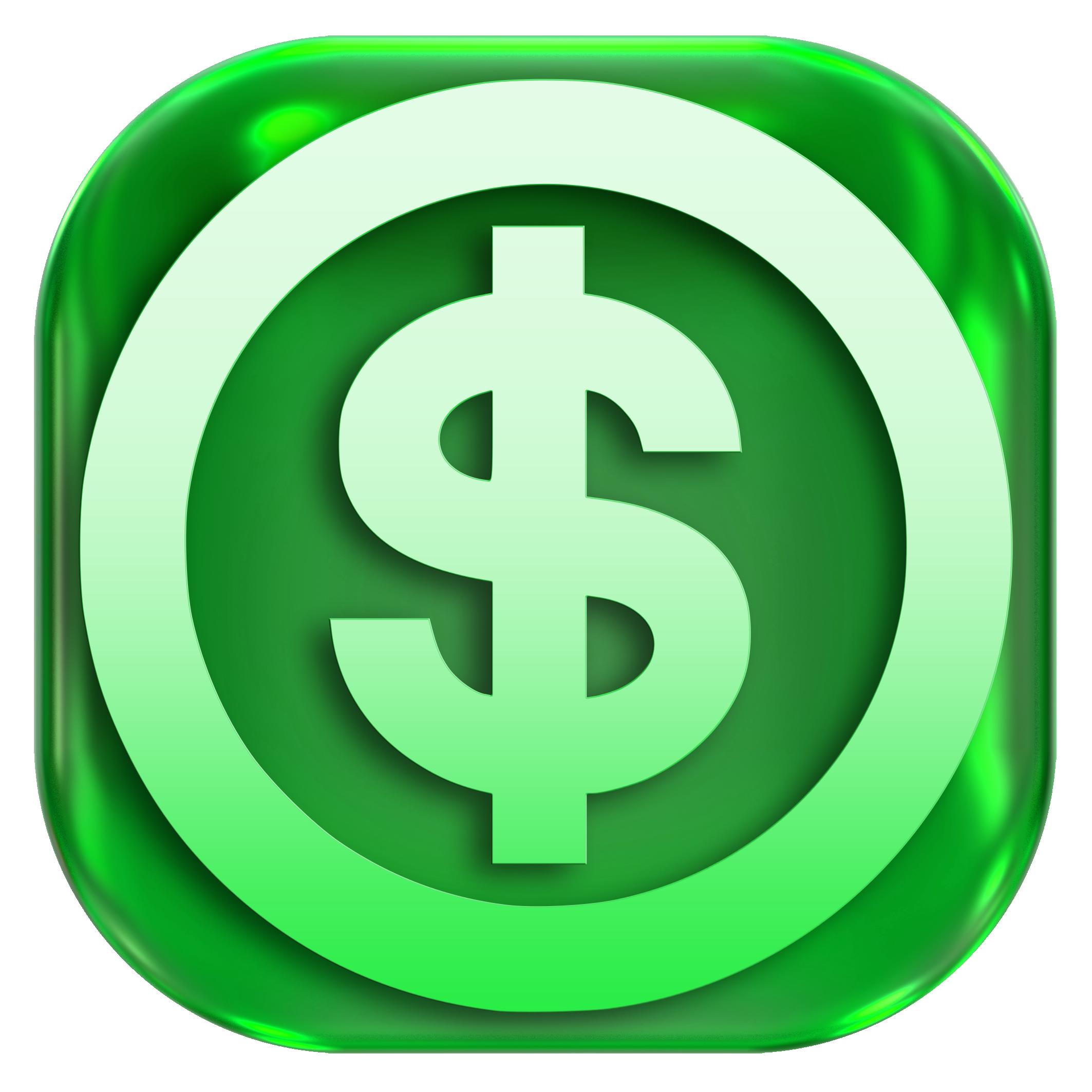 Dollar PNG-PlusPNG.com-2126 - Dollar PNG
