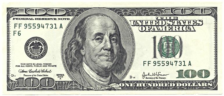 Dollar PNG - 17325