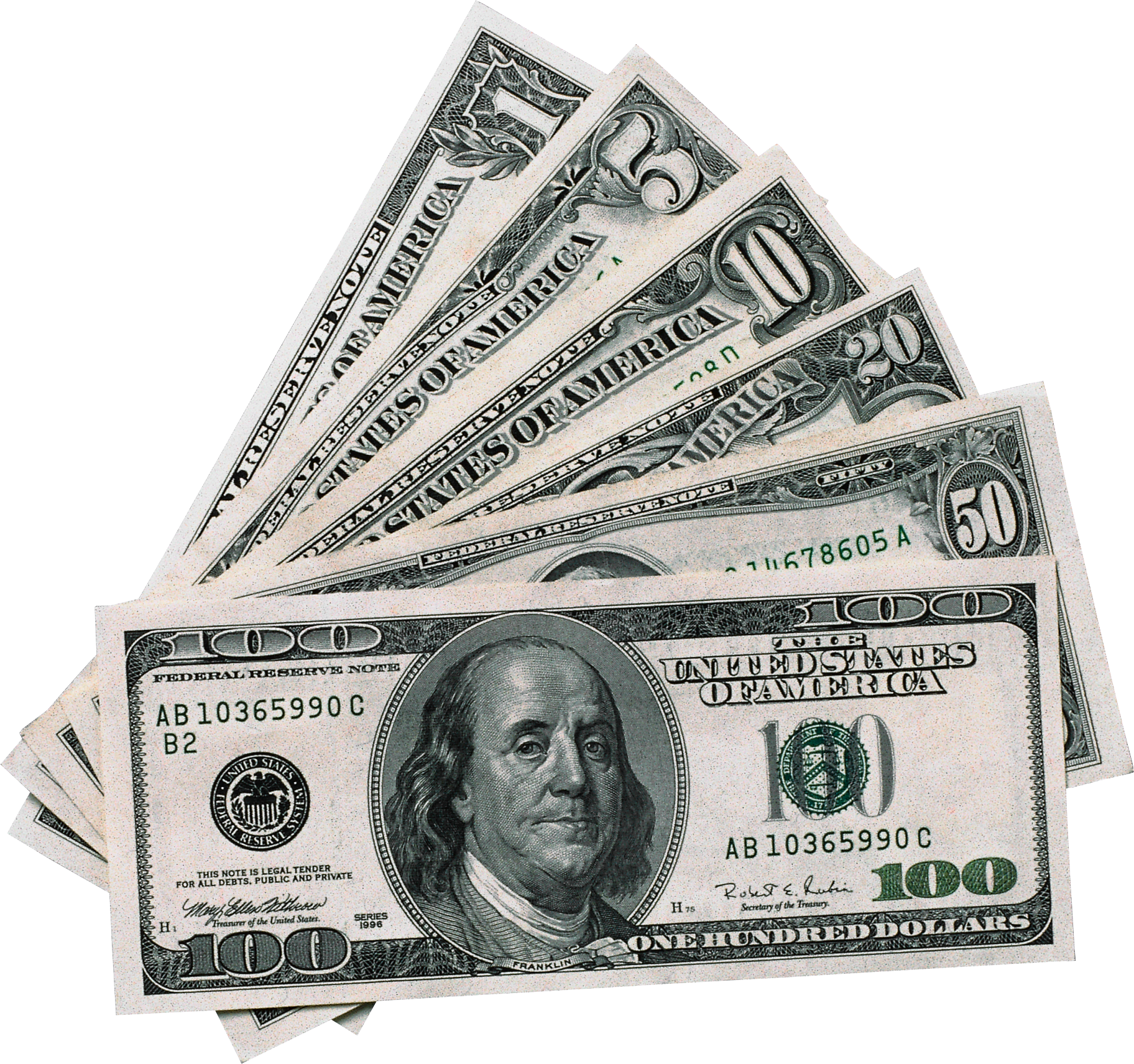 Dollar PNG - 17318