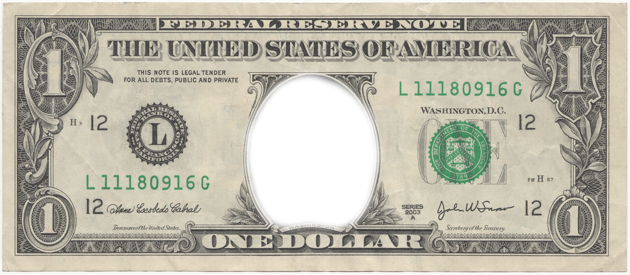 Dollar Texture PNG by PurpleT