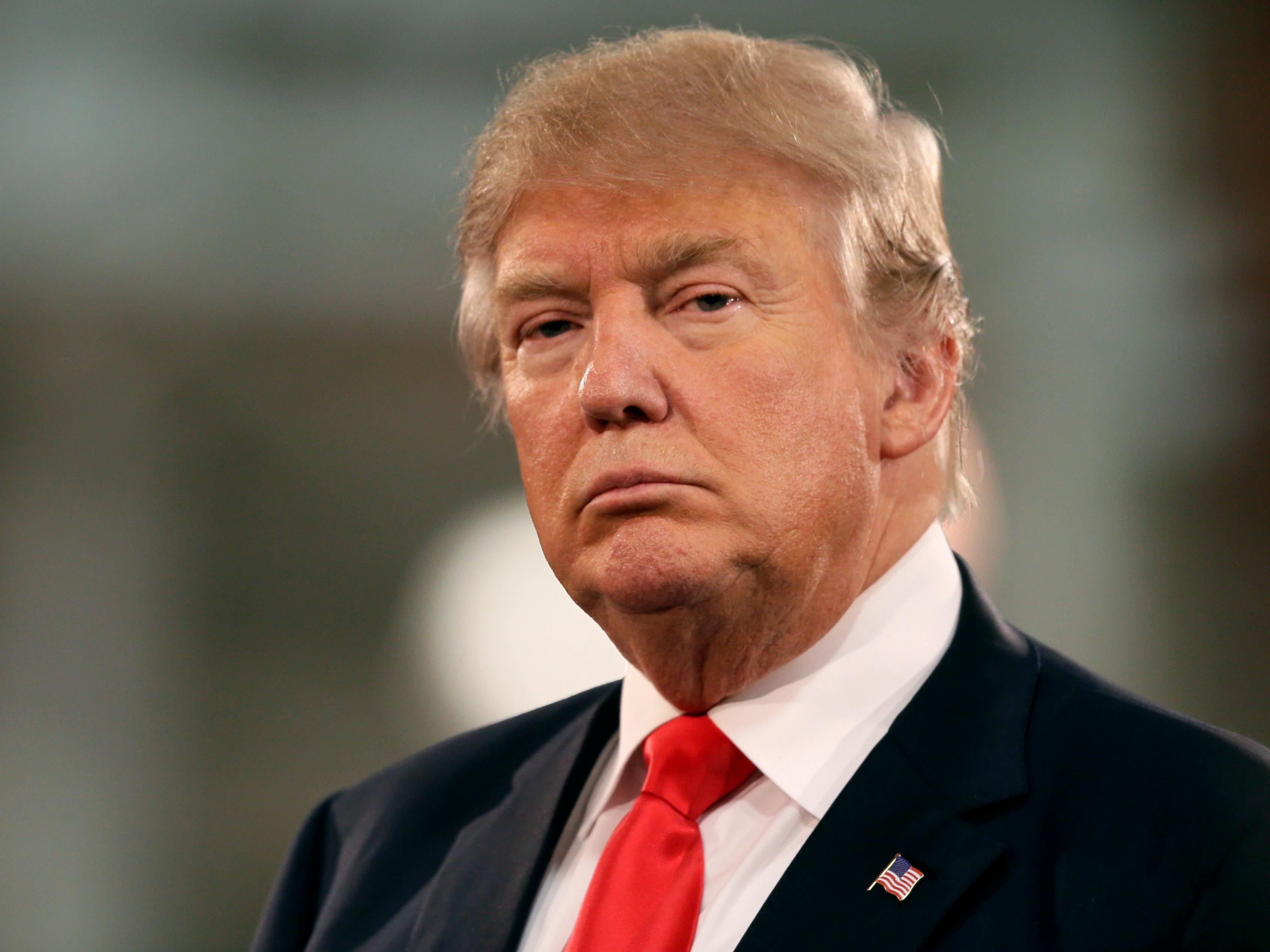 Donald Trump HD PNG - 93631