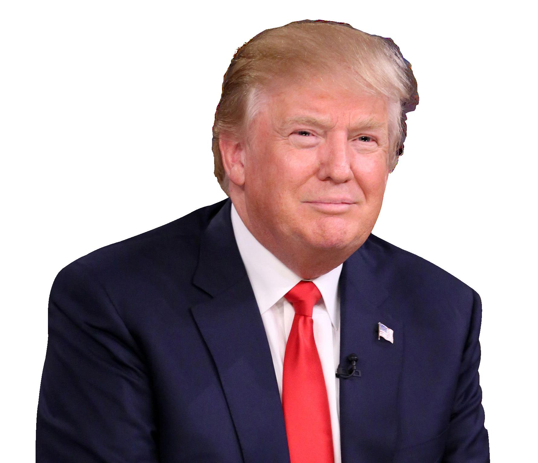 Donald Trump HD PNG - 93620