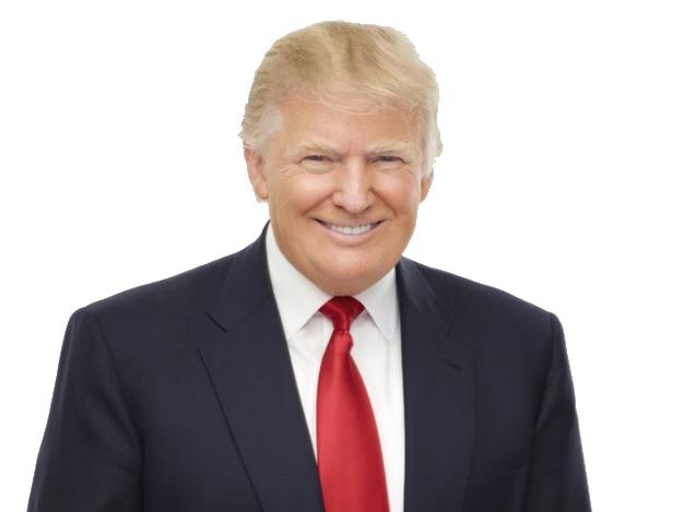 Donald Trump HD PNG - 93619