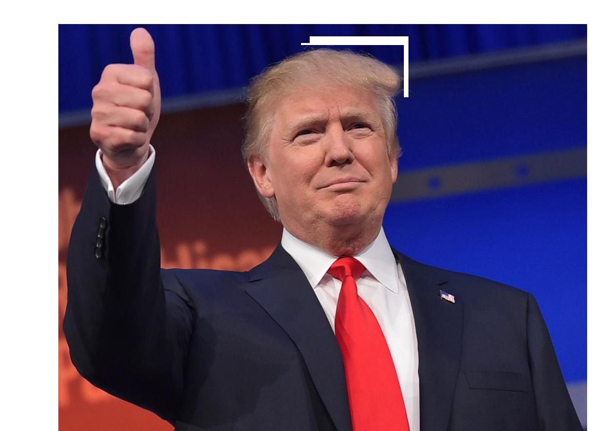 Donald Trump HD PNG
