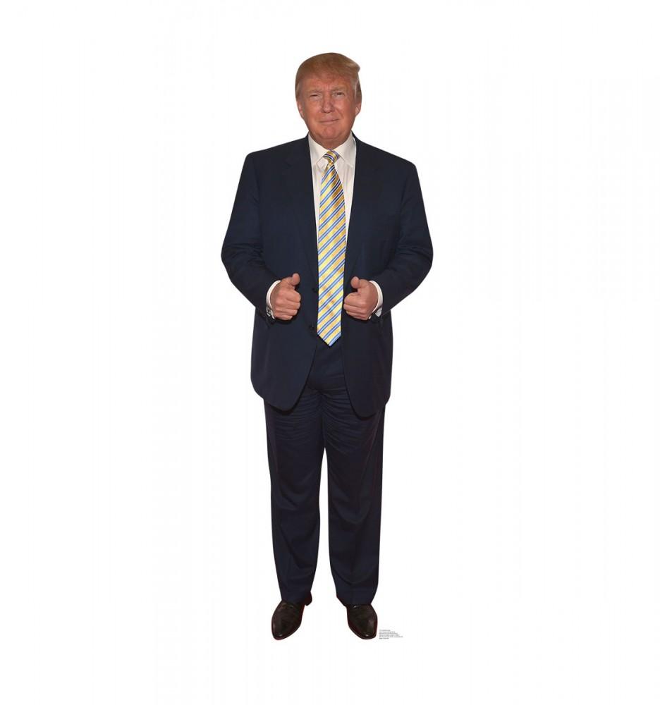 Donald Trump Standup - Donald Trump PNG