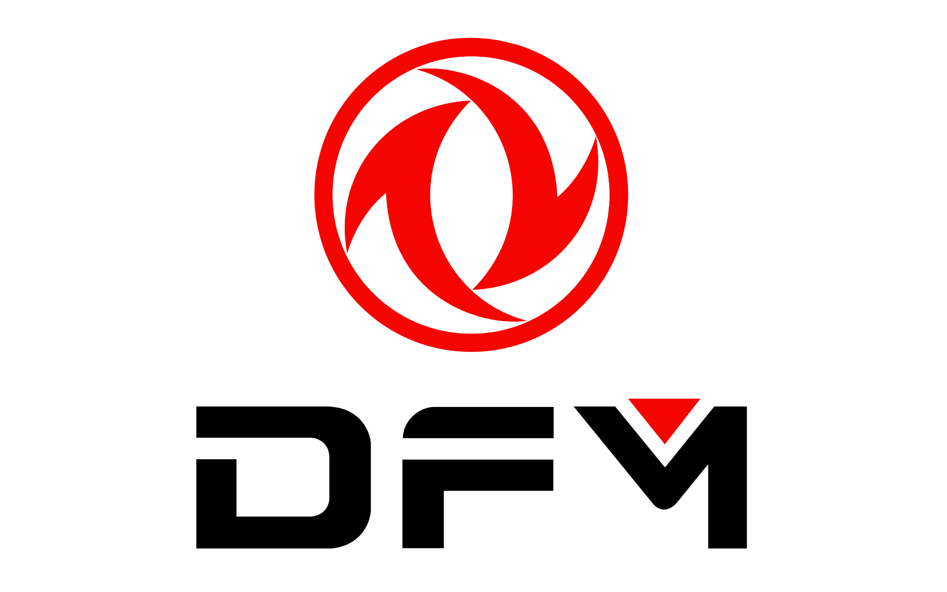 Dongfeng (DFM) Logo 1920x1200 HD Png - Dongfeng PNG