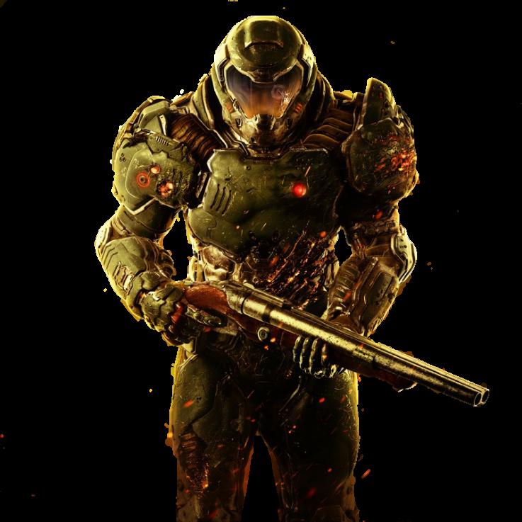 Doom HD PNG - 92941