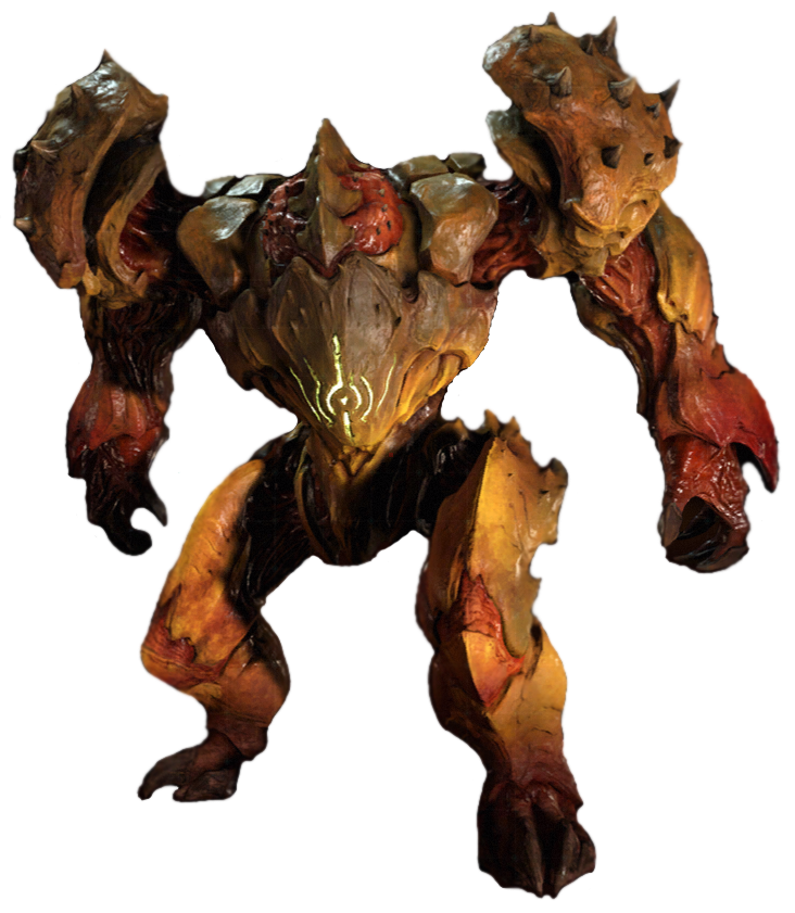 HELL GUARDS 1.png - Doom HD PNG