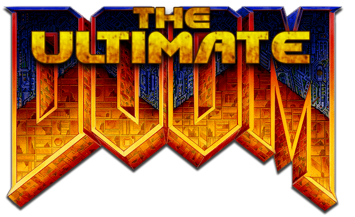 The DooM Logo by JoeHellser PlusPng.com  - Doom HD PNG