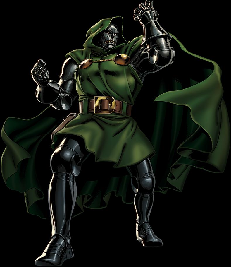 Victor von Doom (Earth-12131) 003.png - Doom HD PNG