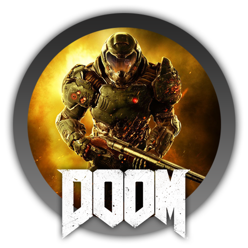 Doom (2016) - Icon 1 by Blagoicons PlusPng.com  - Doom PNG