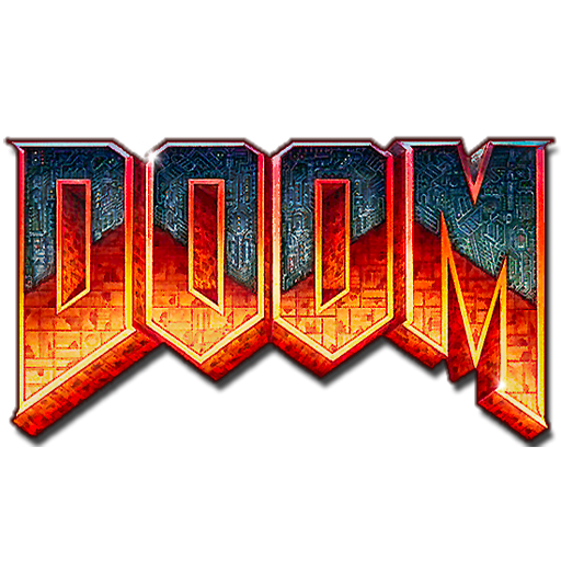 Doom custom icon by thedoctor45-d3hsp3f.png - Doom PNG