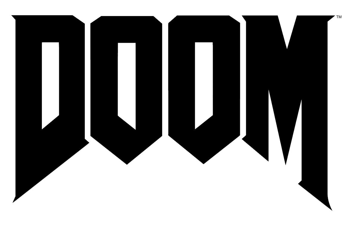 File:Doom logo.png - Doom PNG