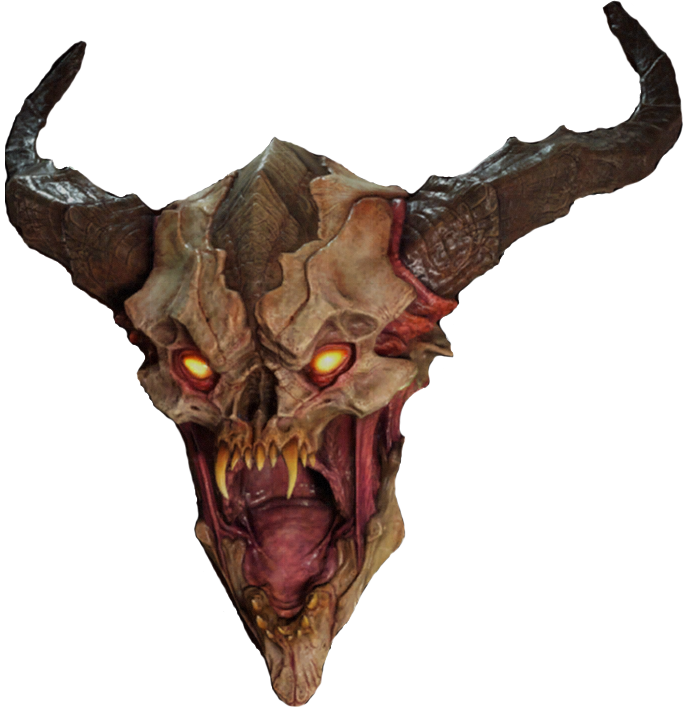 Full resolution PlusPng.com  - Doom PNG