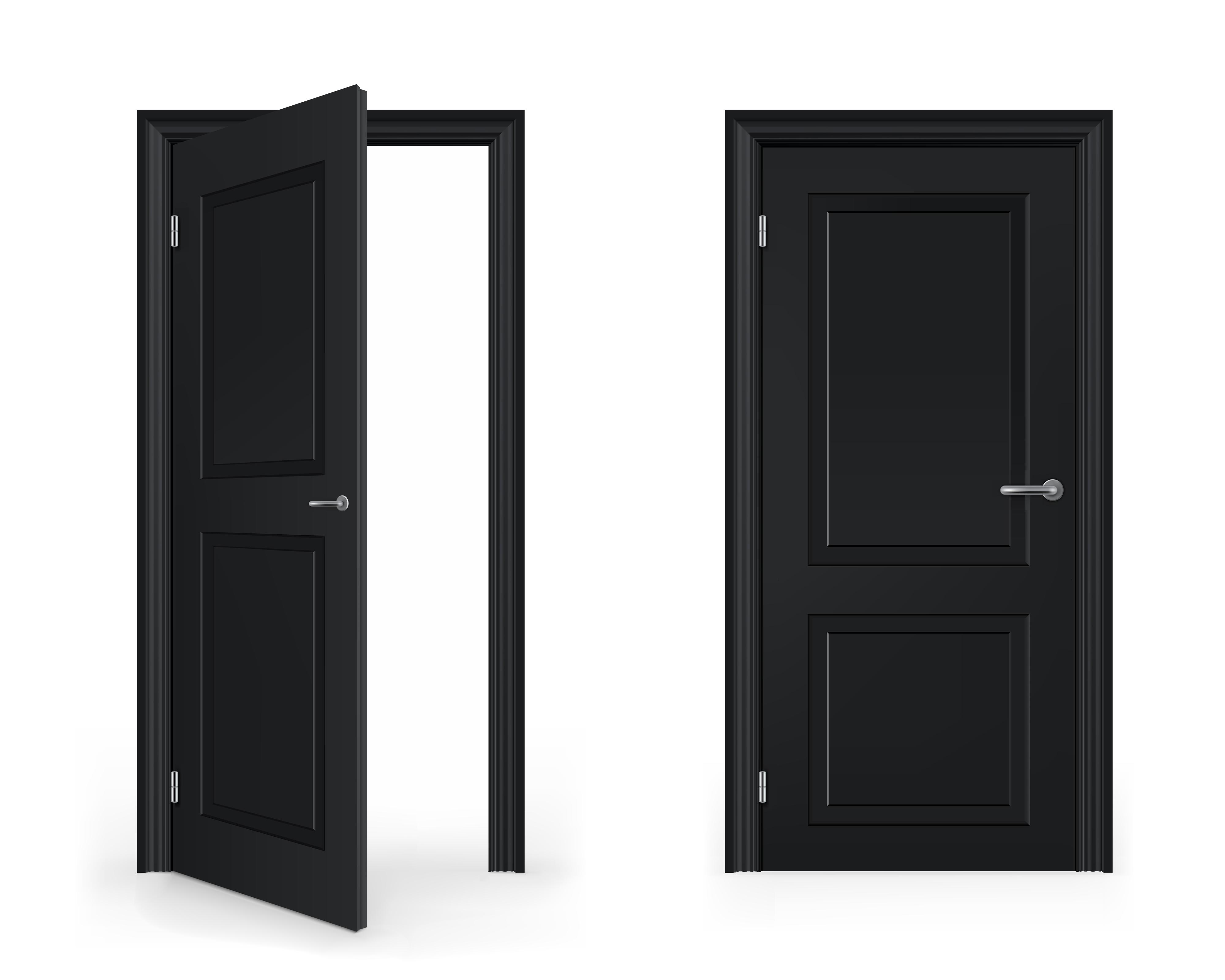 Closed - Door HD PNG