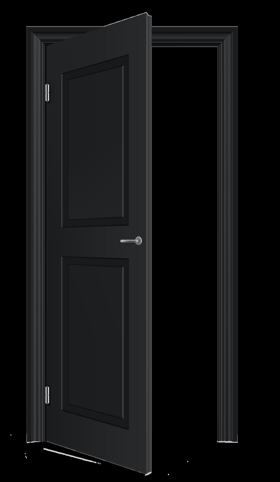 Open door PNG - Door HD PNG