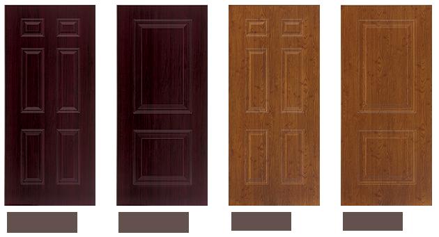Trugrain Steel Door Styles - Door HD PNG