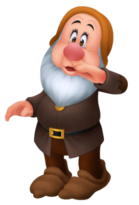 Dopey Dwarf PNG - 83685