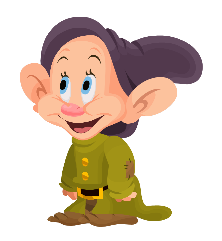Dopey Kingdom Hearts χ.png - Dopey PNG