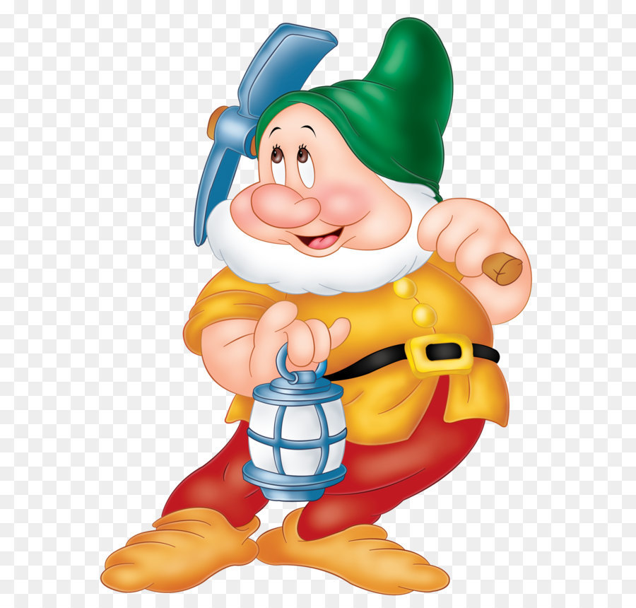 Snow White Seven Dwarfs Dopey Sneezy - Sneezy Snow White Dwarf PNG Image - Dopey PNG