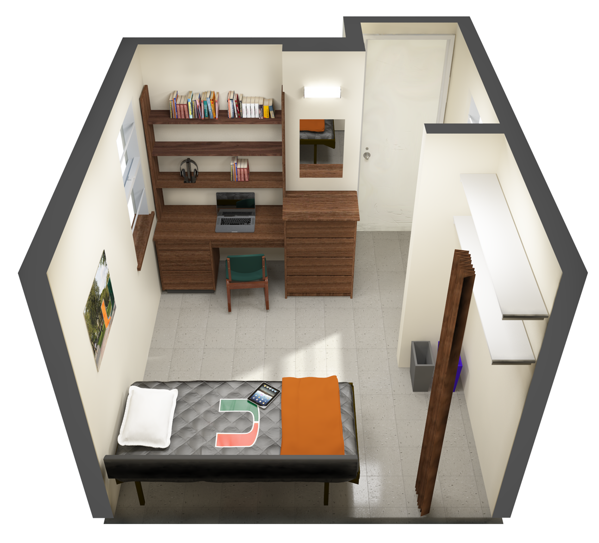 Dorm PNG - 83336