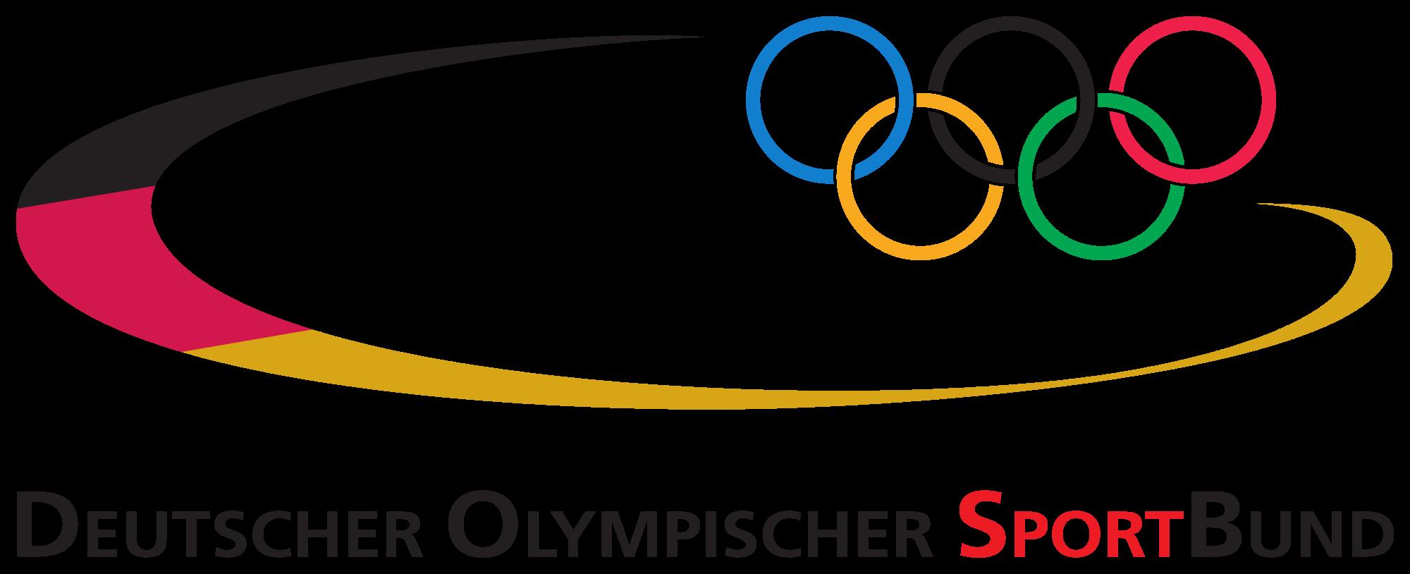 Datei:Logo Deutscher Olympischer Sportbund.svg