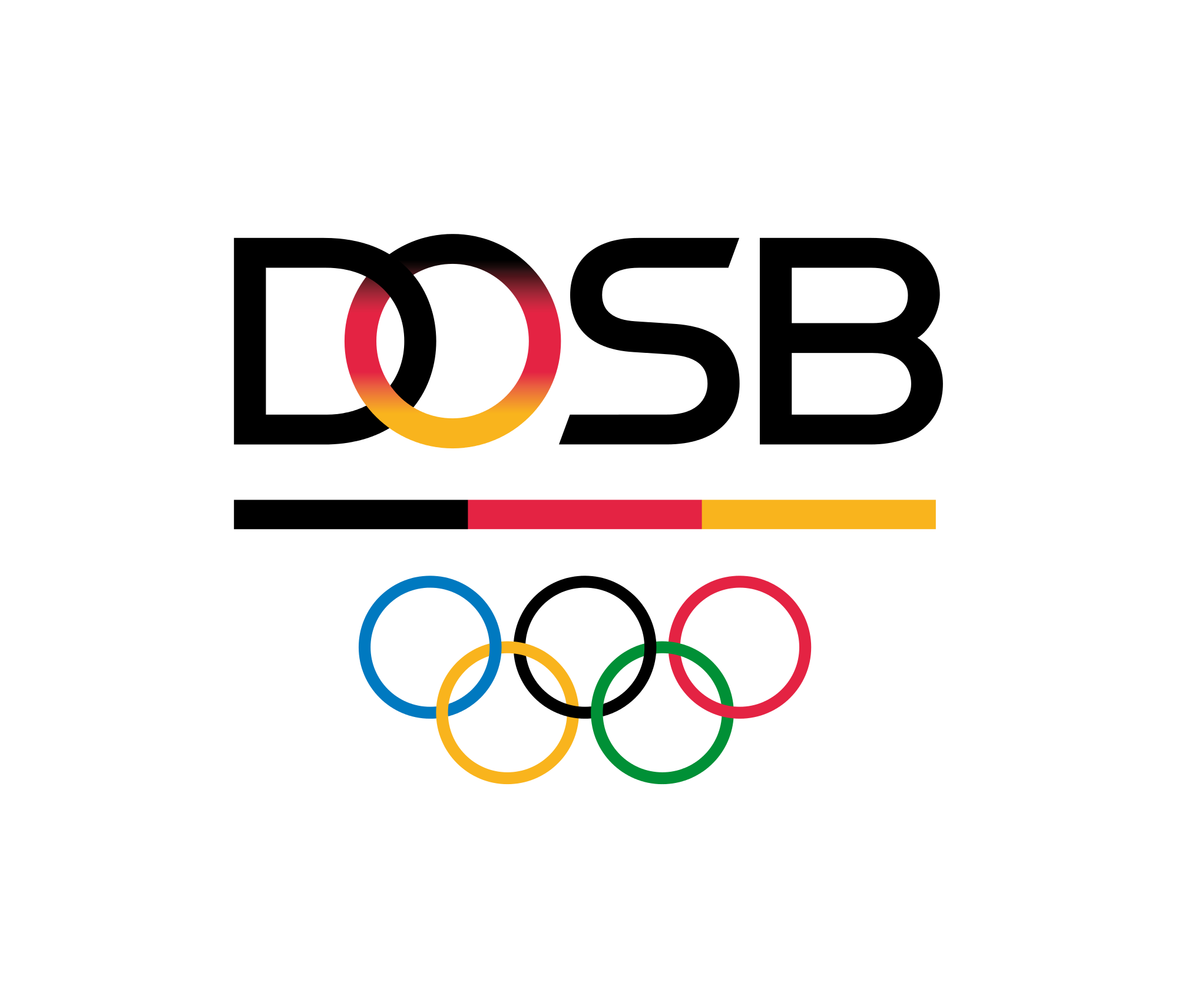 Deutscher Olympischer Sportbund - Dosb PNG